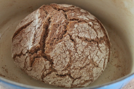 Rye Bread Bowl