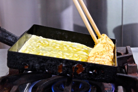 How To Make Sushi: Tamago (Egg)