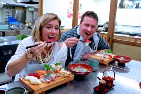 How To Make Sushi: Eat Sushi!