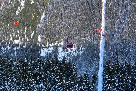 Whistler Canada, Peak 2 Peak