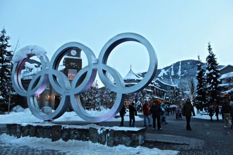 Whistler Olympic Village, Canada