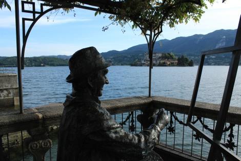 Villa Bossi, Lake Orta Italy
