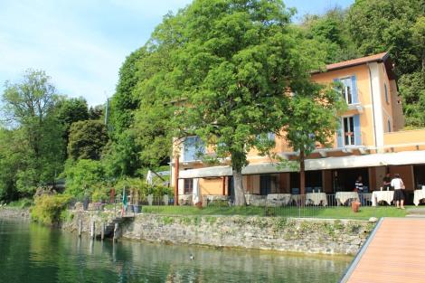 L'Ustaria Ca Dal Rat, Lake Orta Italy