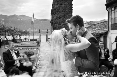 Small Wedding, Lake Orta, Italy