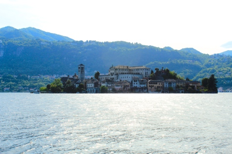 Lake Orta, St. Julius Island