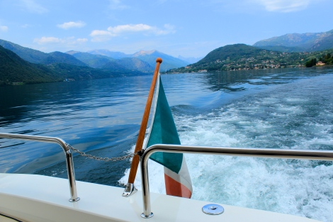 Boat to Isola San Giulio